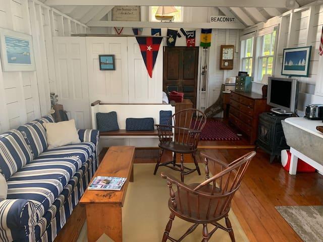 Quintessential Cape Cod Cottage