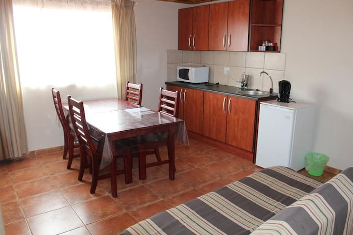 2 Bedroom Semi Self catering unit photo 1