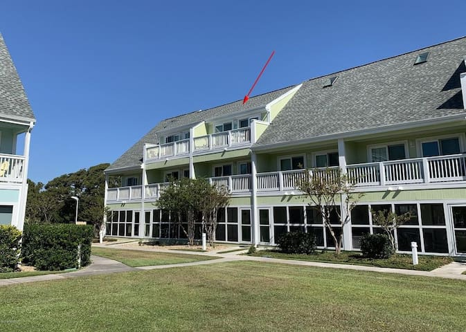 Oceanfront Condo Community Ready for You!