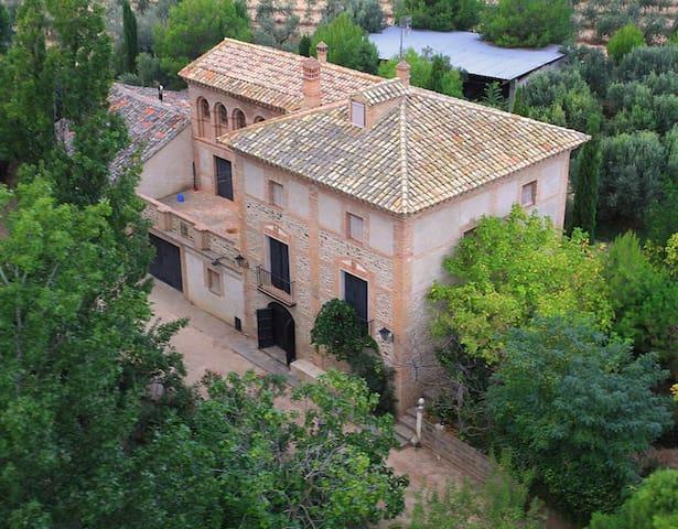 Vivienda Principal Torre de Campos - Ainzón - Дом