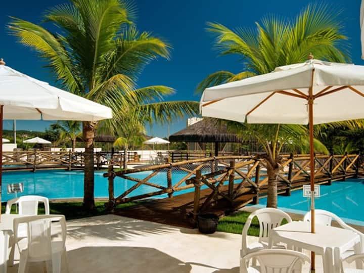 Caldas Novas GO Resort Le Jardin.