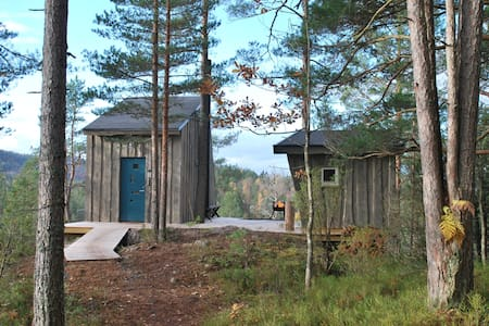 Micro cottages in Kragerø. In the nature. - Kragerø