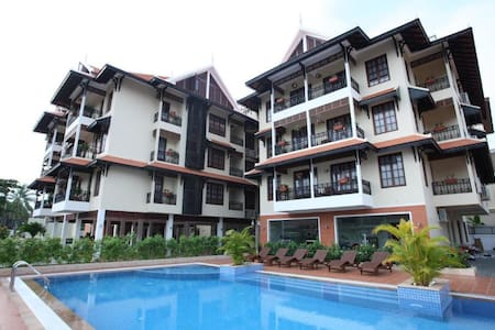 Two-Bedroom Suite @ Steung Siem Reap Residences