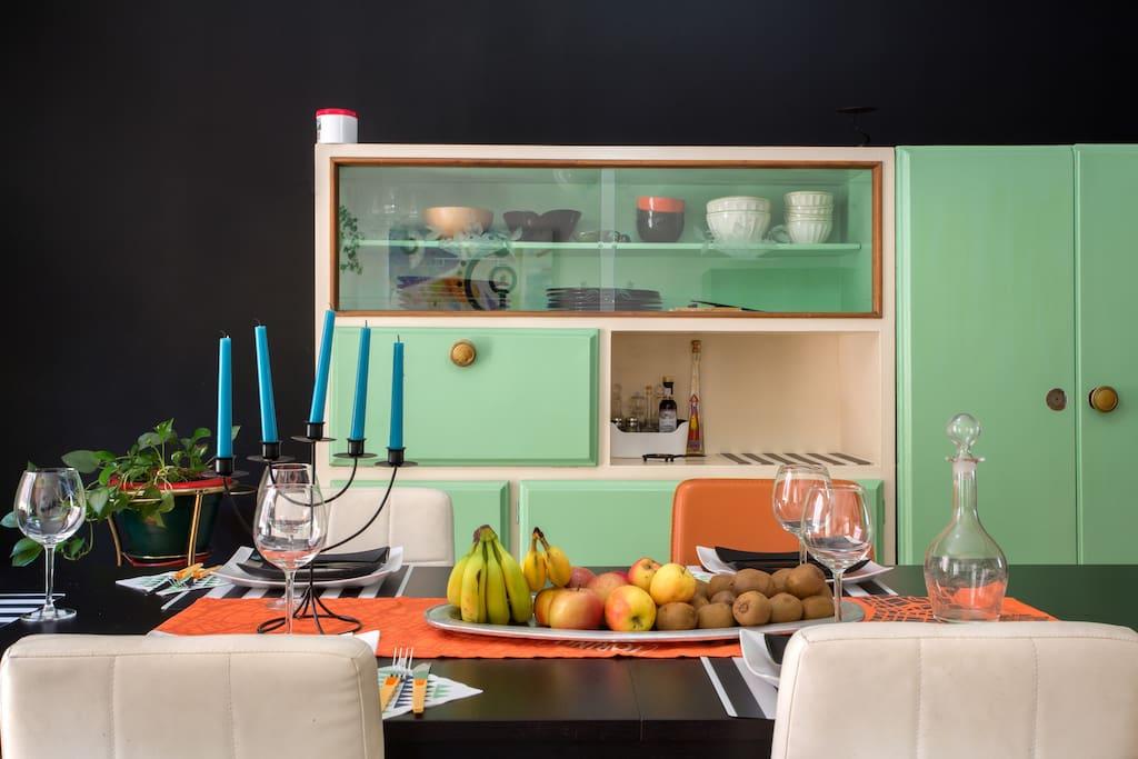 tavolo da pranzo/cena-Dining/dinner table