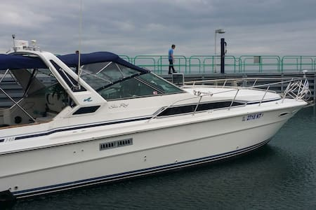 Lake Michigan Paradise Yacht - Hammond - Tekne