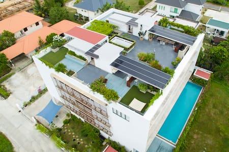 3-bedroom modern apartment with rooftop garden - 斯里巴加湾(Bandar Seri Begawan) - 公寓