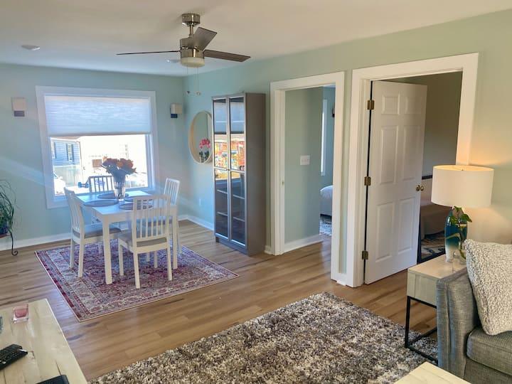 Open Heart - Beautiful, Spacious Apartment