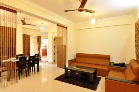 Guestlines serviced Apartments - Coimbatore