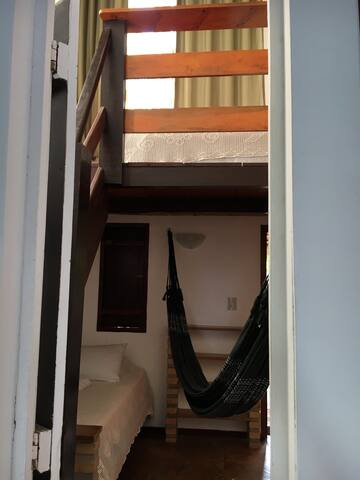Casa da Renata duplex room