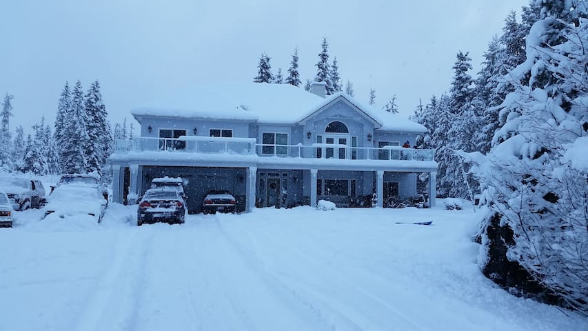 Private 2bd apt close to 5 Ski Resorts - Athol - Dom