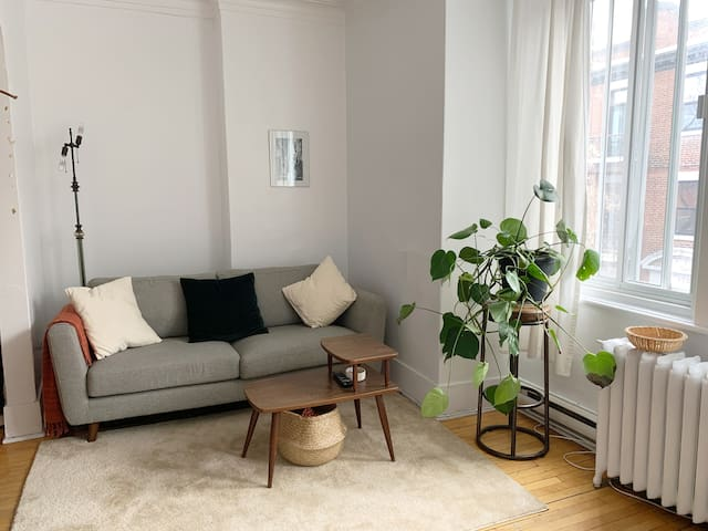 ☼ Cozy apartment in the mile-end ☼