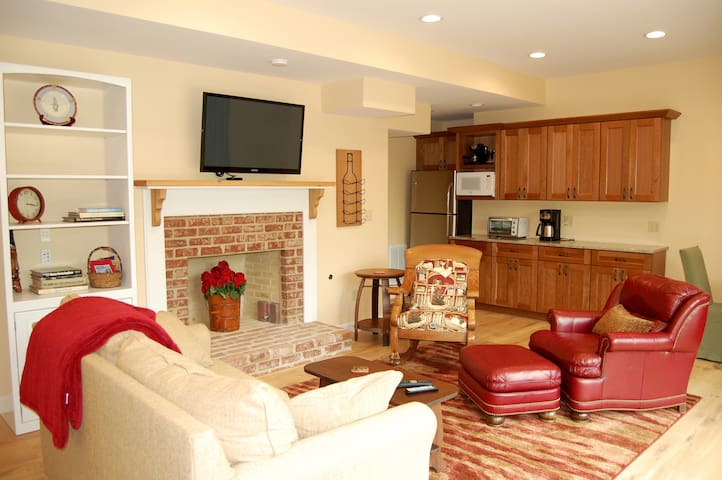 Guest Suite with a View! Close to heart of Cville - Charlottesville - Apartament