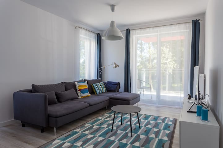 Apartament SunSea II Kołobrzeg