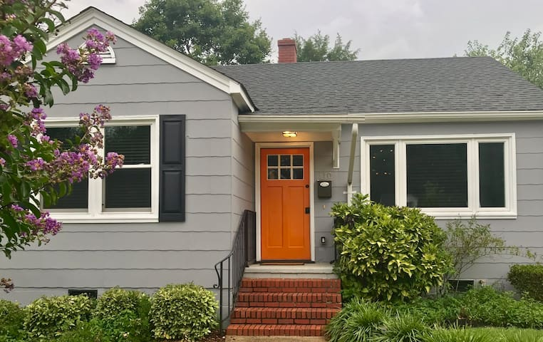 2 bed House in Downtown Raleigh