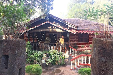 "Traditional with all mod cons "" dream Konkan home"""