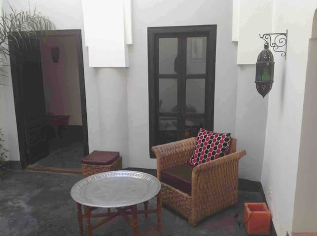 Riad en exclusivité à marrakech