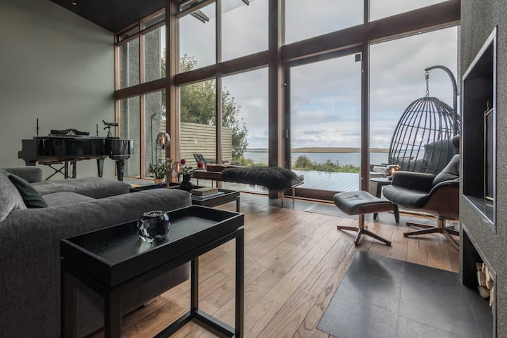 Reykjavík Luxury House - By the seaside