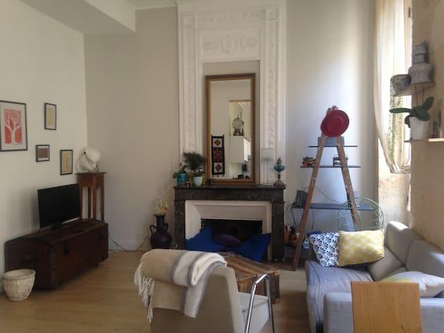 appartement 2 piéces de 40 m2