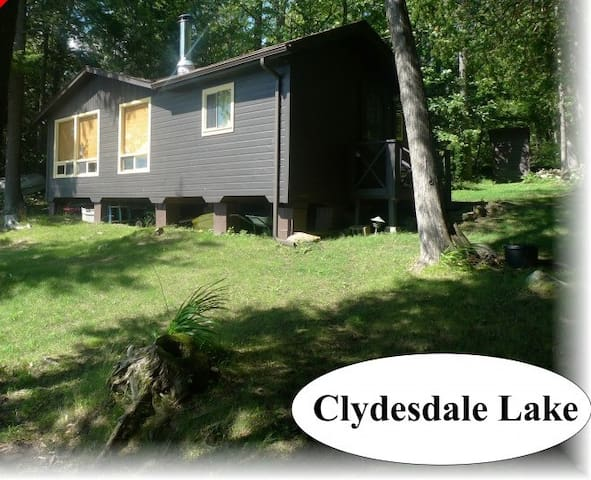 Clydesdale Lake 3 bedroom cottage - Apsley - Hus