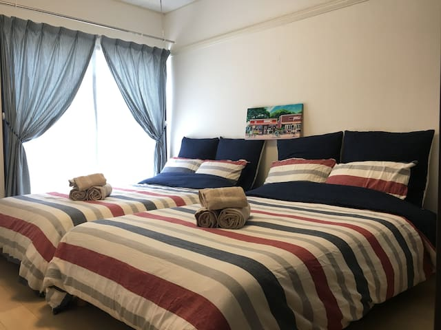 空港から1駅・赤嶺駅徒歩3分。便利で清潔なプライベート重視で快適な部屋