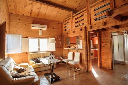 Casa de madera en Ribera Baja