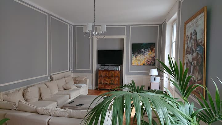 Appartement 190m2 grand standing plein centre