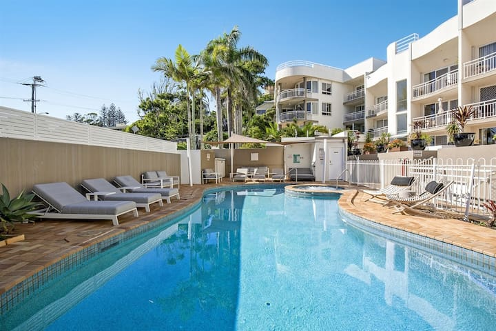 Kirra Palms 1 Bedroom Standard Air Conditioned