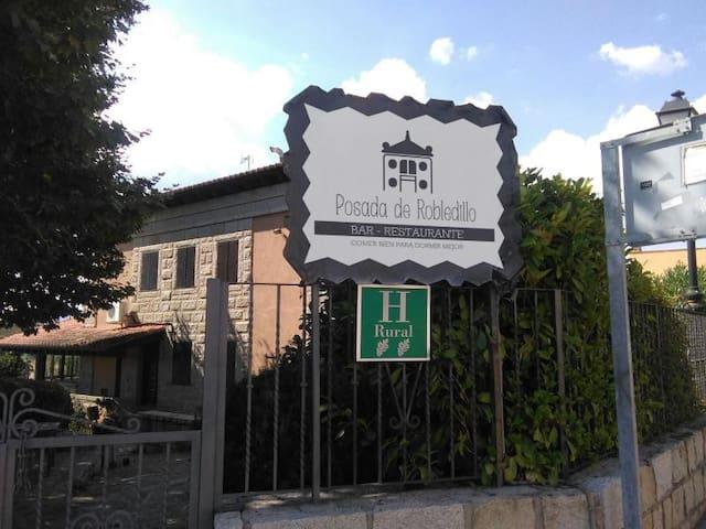 posada de robledillo - Robledillo de la Jara - Boutique hotel
