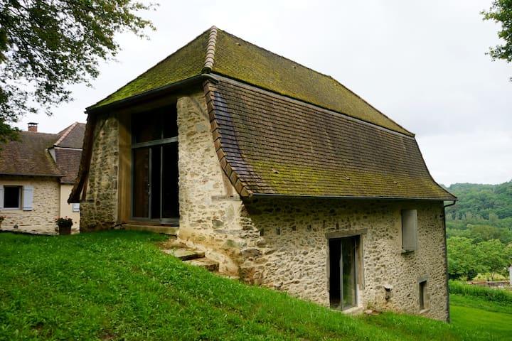 Ancienne bâtisse restaurée