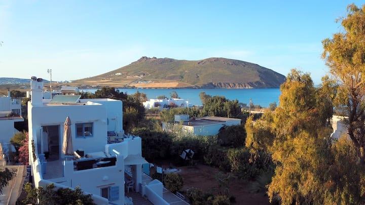 Molos Sea View House - Paros Greece