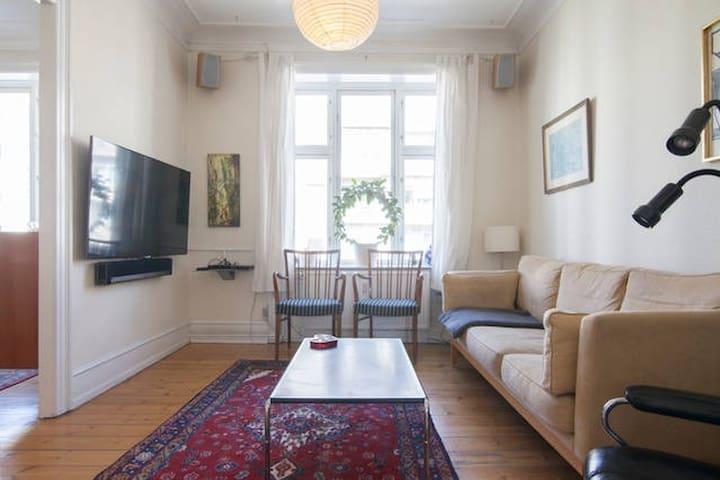 Top location in the hearth of Copenhagen