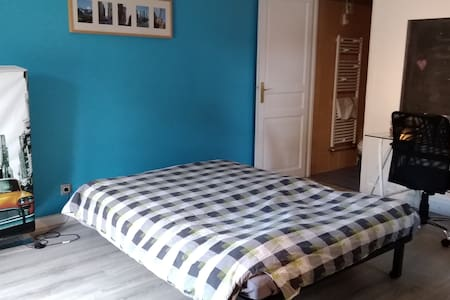 Chambre avec salle d'eau privative - St Dizier