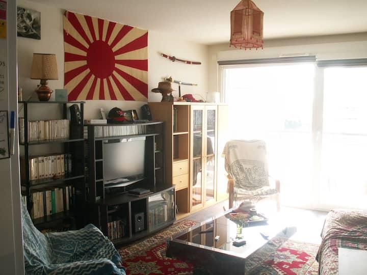 Appartement 40 m2 à Auray