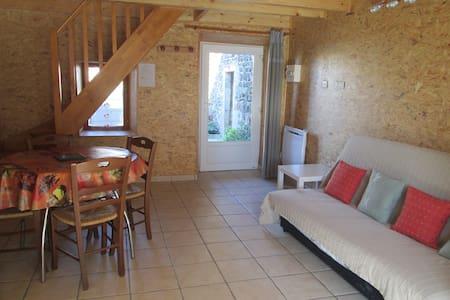 Gite dans maison individuelle - Aulhat-Saint-Privat