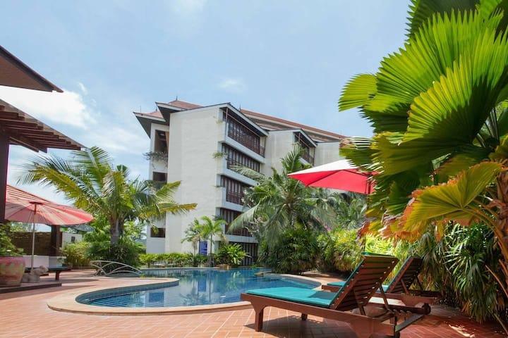 1 bedroom Superior Condo in Tropical Beach
