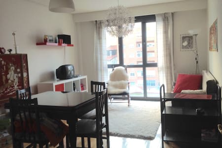 Aparment with garage included in the center - Ourense - Apartamento