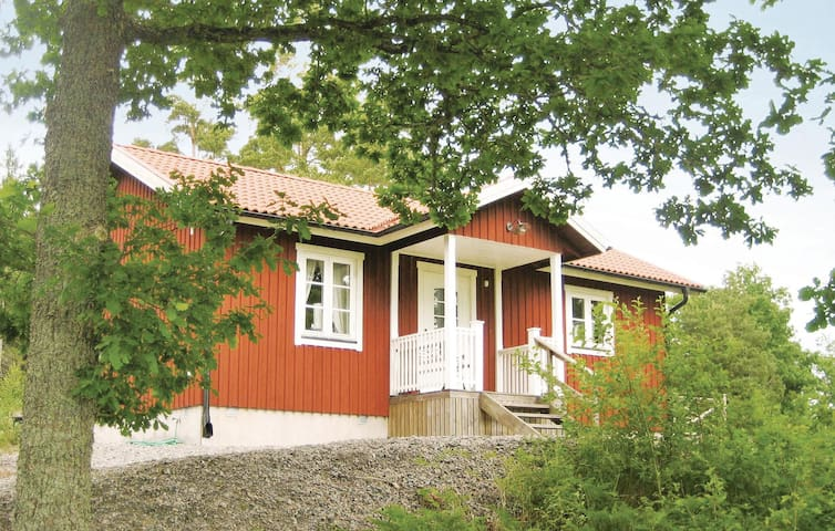 Holiday cottage with 2 bedrooms on 49m² in Dals Rostock