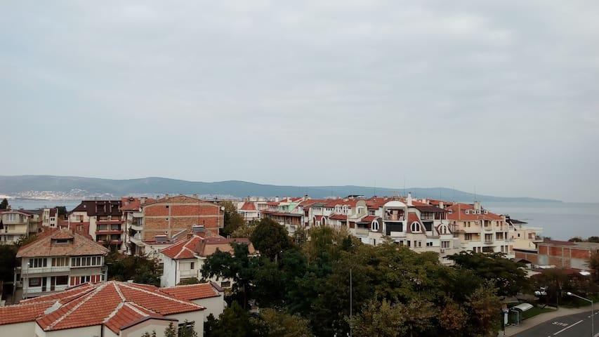 Vigo Panorama Nesebar (One bedroom) F