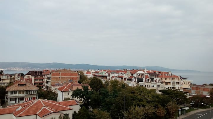Vigo Panorama Nesebar (One bedroom) F