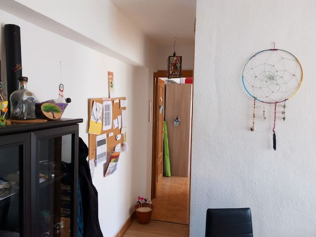 PLAZA DEL PILAR - Ático luminoso (shiny penthouse) - Zaragoza - Departamento