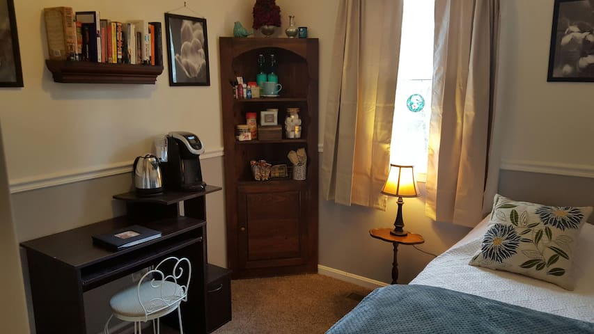 Private cozy room - DC suburbs! - Montgomery Village - Σπίτι
