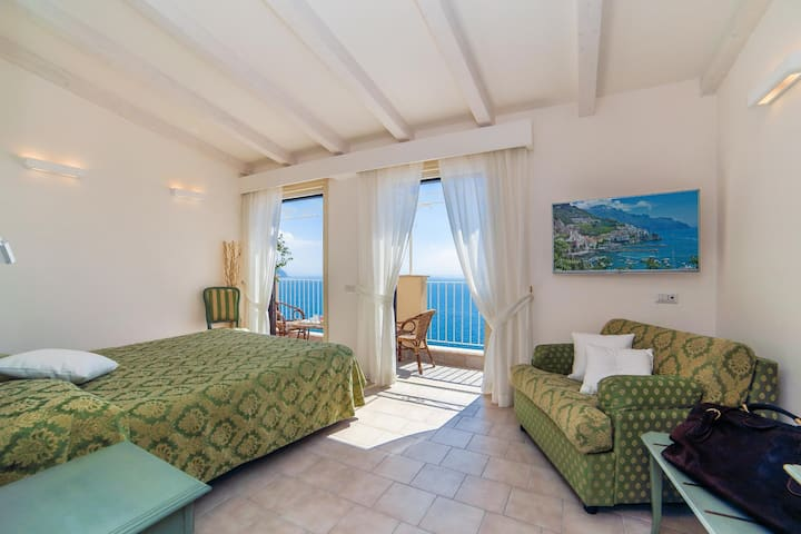 B&B Al Pesce d'Oro - Junior Suite Balcony Sea View