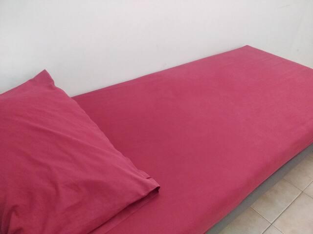 Stanza singola (Single room)