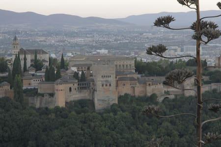 Granada Apartaments 2 - Alhendín