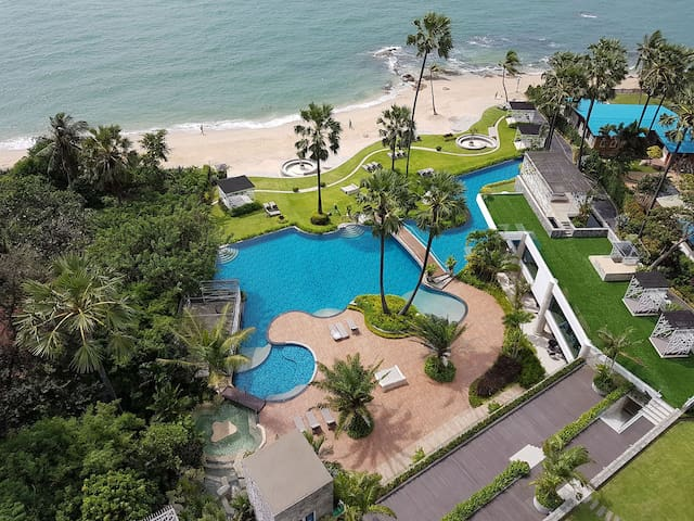 The Palm Wongamat Dream See View - Muang Pattaya - Daire