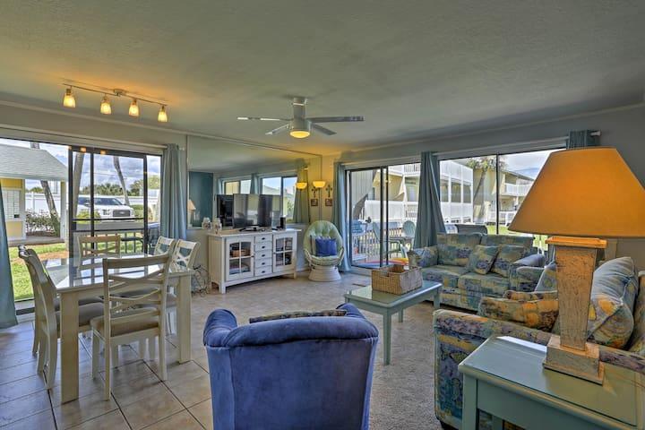 Destin Condo w/ Deck, Golf, Pool & Beach Access!