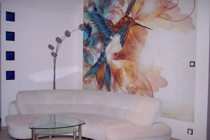 Gorgeous Private Room in Warsaw - Warszawa - Byt
