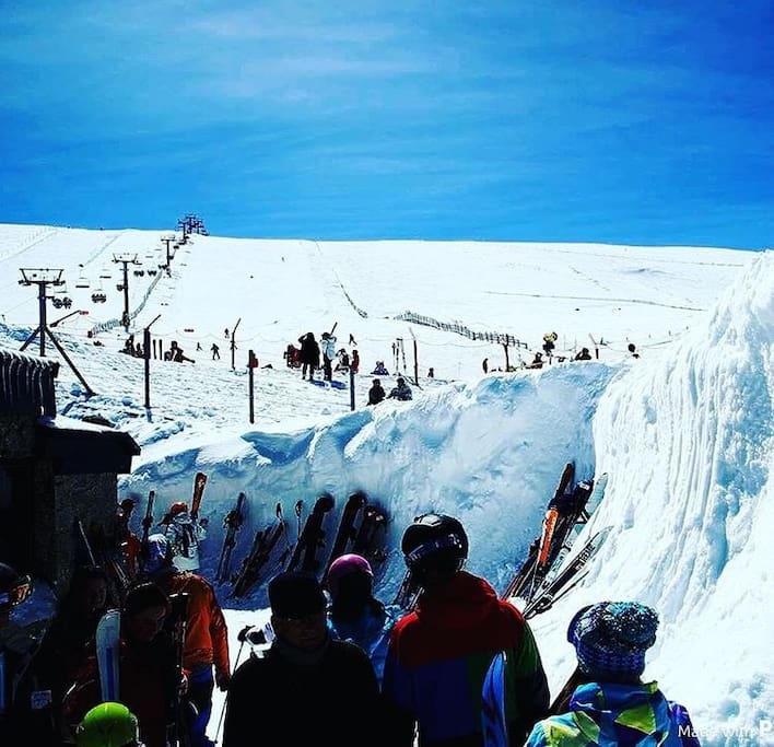 Sierra de Béjar - La Covatilla  2018