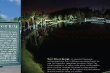 Дом рядом с лечебным Минеральным озером