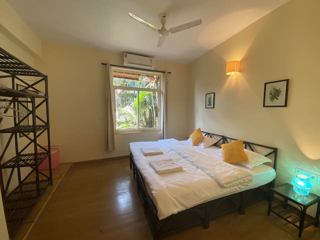 Comfy 1 Bedroom Apartment near Assagao & Anjuna